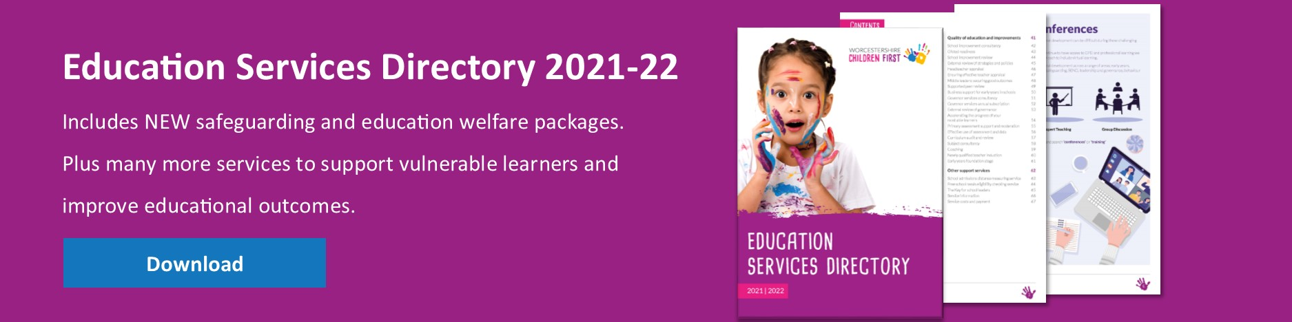 Education Services Directory 2021 to 2022