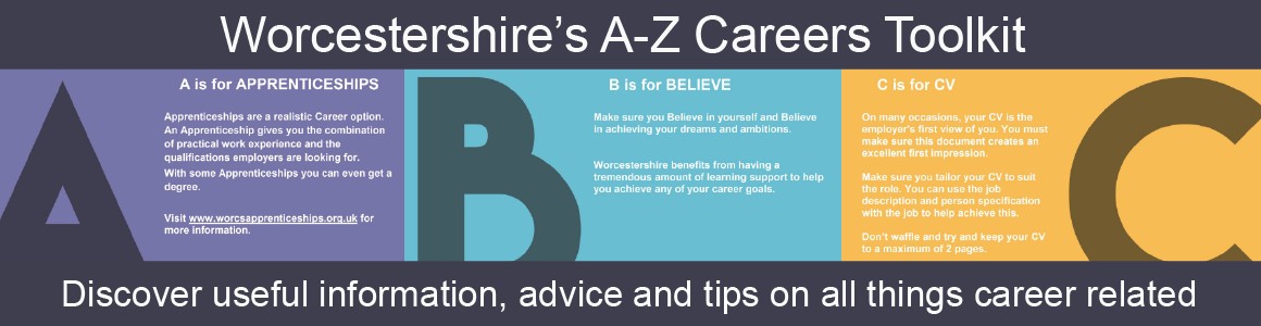 A-Z Careers Toolkit