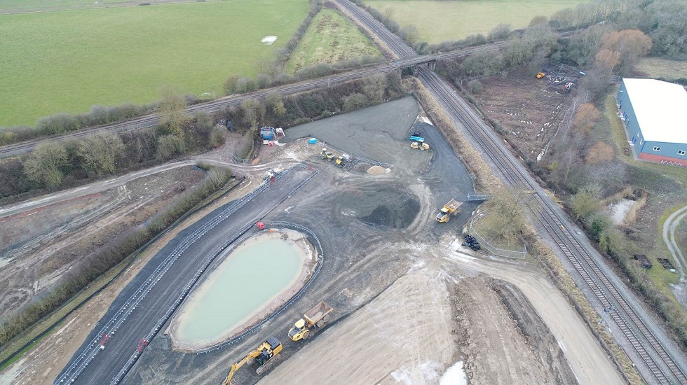 Worcestershire Parkway Start of 2018
