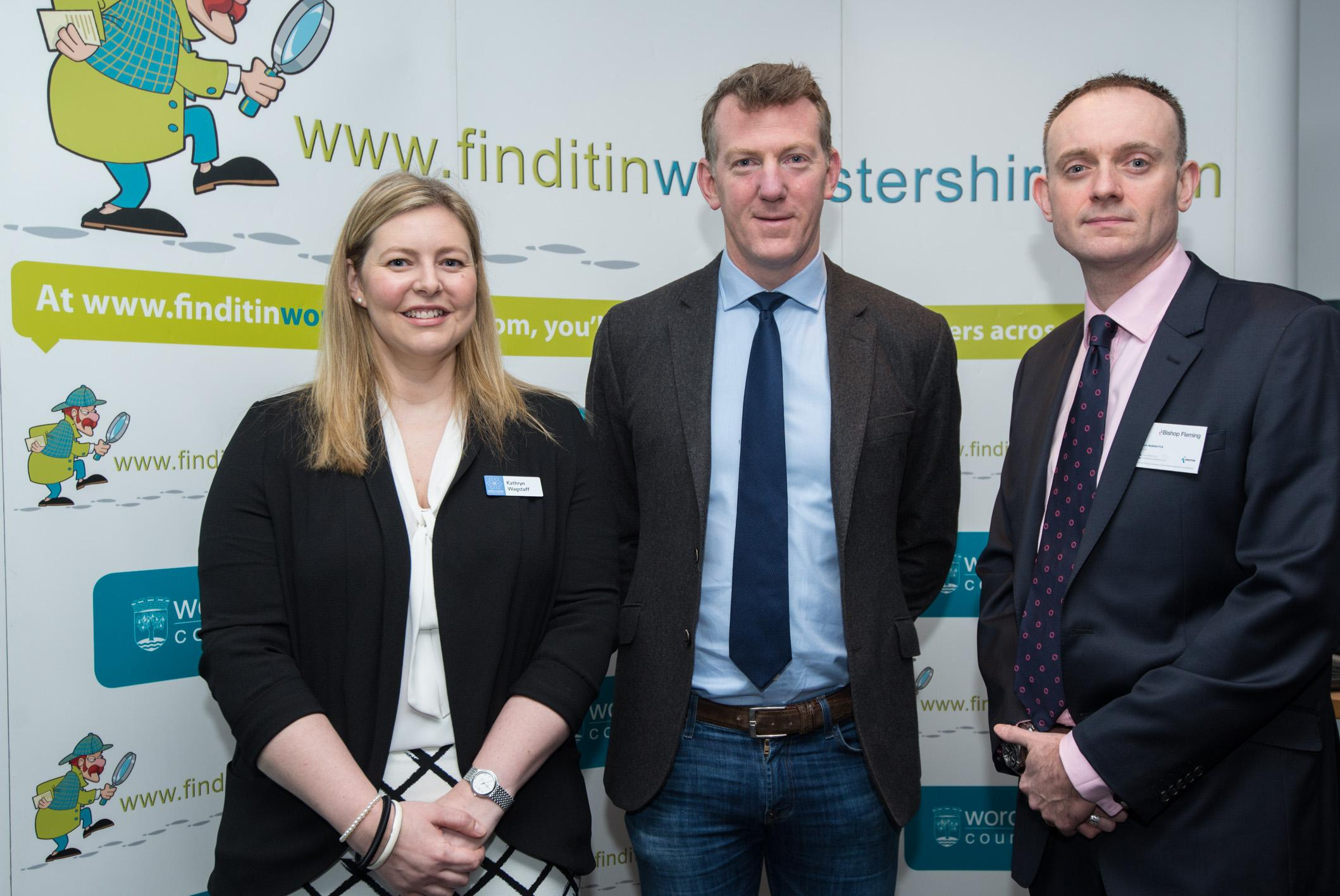 FinditinWorcestershire Going for Growth event