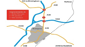 A38 Phase 1 Map small image