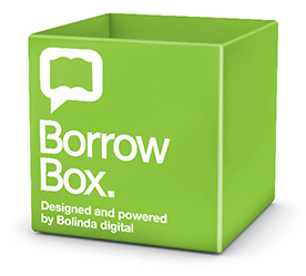 BorrowBox, Designed and powered by Bolinda Digital