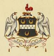 Coventry Family Coat of Arms