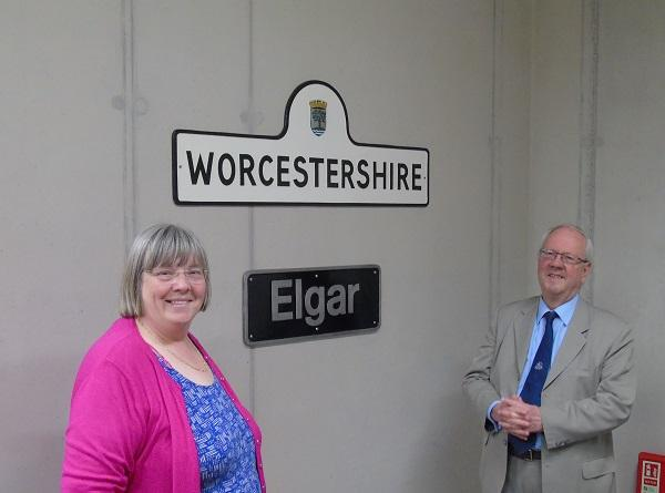 As the Elgar festival gets underway for 2019, the Worcestershire Archive and Archaeology Service today added another item to their impressive archive collection.