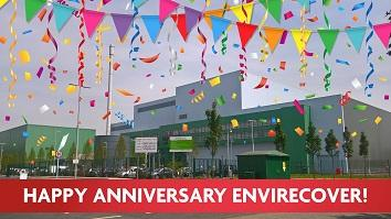 Envirecover First Anniversary