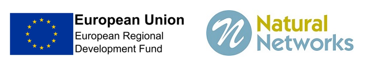 European union logo natural networks logo
