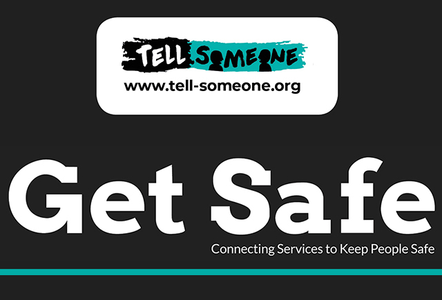 Get Safe - connecting services to keep people safe