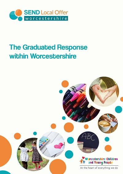 Front cover of the Worcestershire SEND Graduated Response