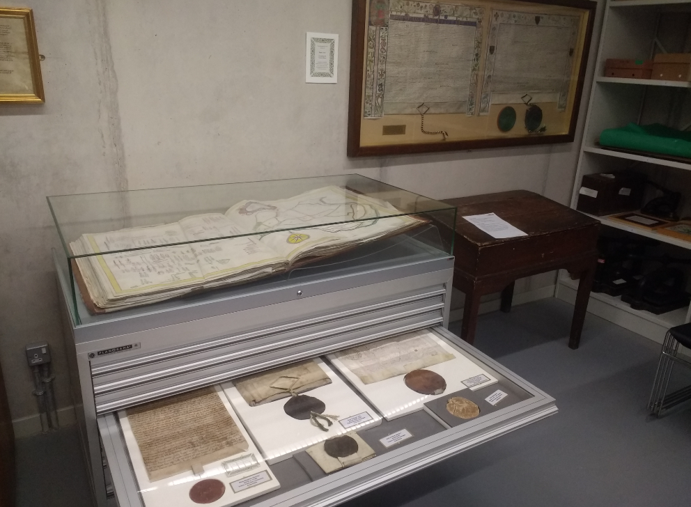Archives and artefacts