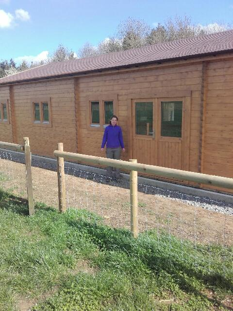 A dairy farm in Worcestershire that also hosts learning visits for youngsters has built a new outdoor classroom after getting a £23,000 business grant.