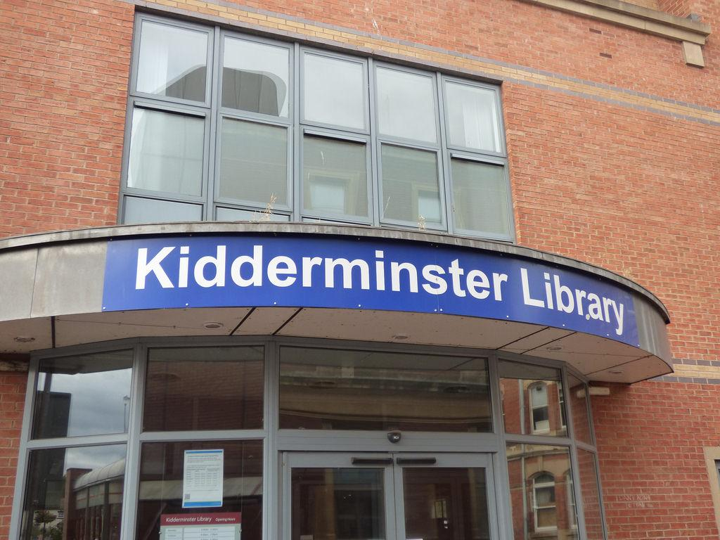Kidderminster Library