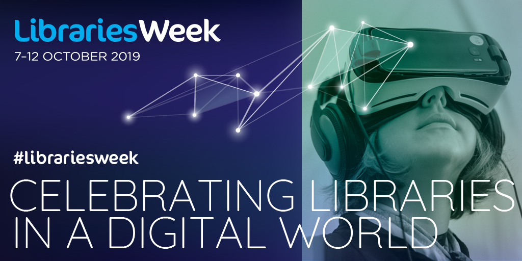 Worcestershire libraries celebrate libraries in a digital world