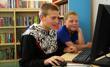 Library Services for Young People