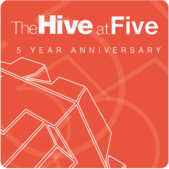 Hive at Five celebrations