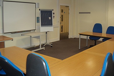 Malvern Library meeting room, the Training Room