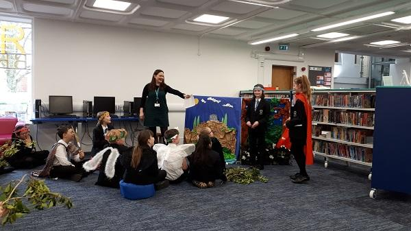 Redditch Library celebrates Shakespeare Week 2019