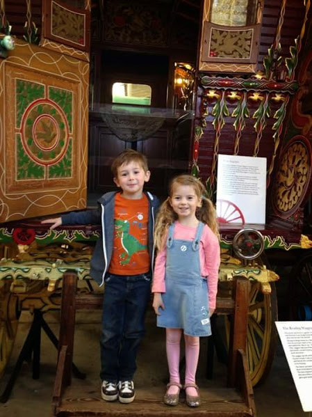 Rhys and Grace at Hartlebury Castle