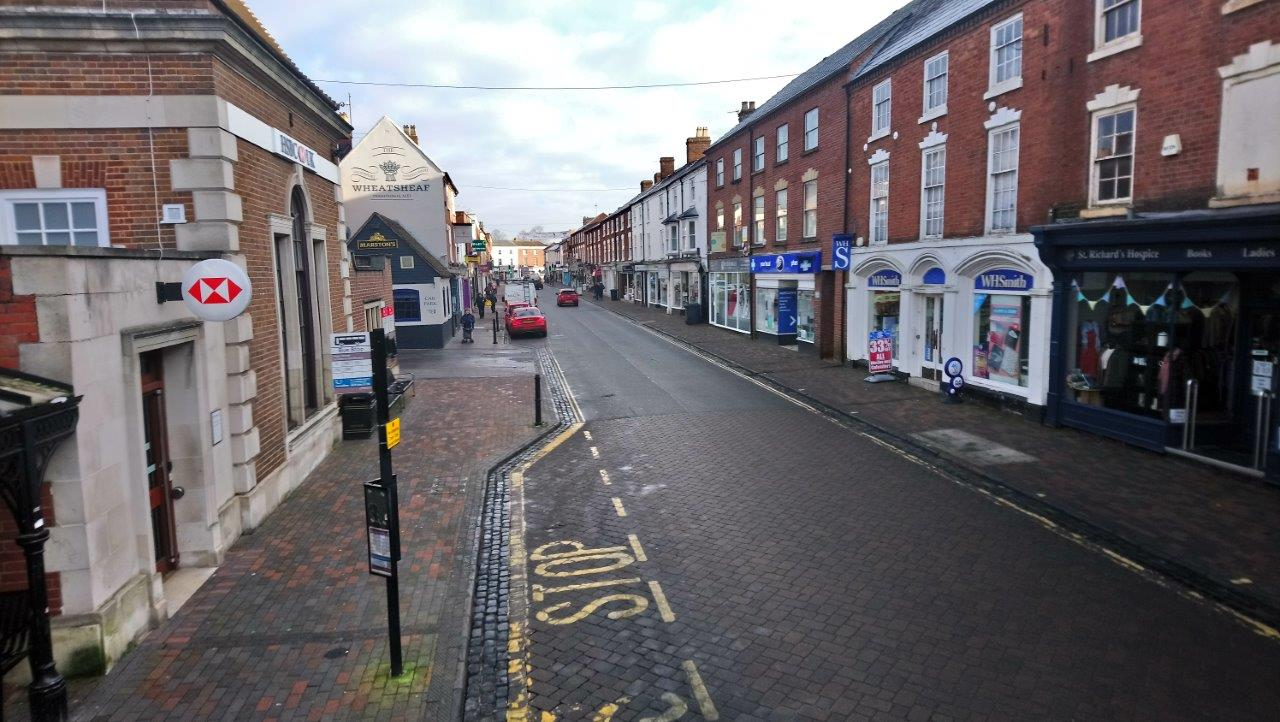Stourport High Street
