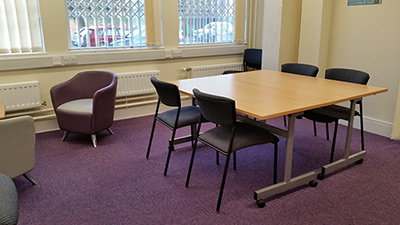 Stourport Library Meeting Room