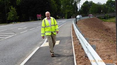 Upton flood improvements help the area to be ready for Summer
