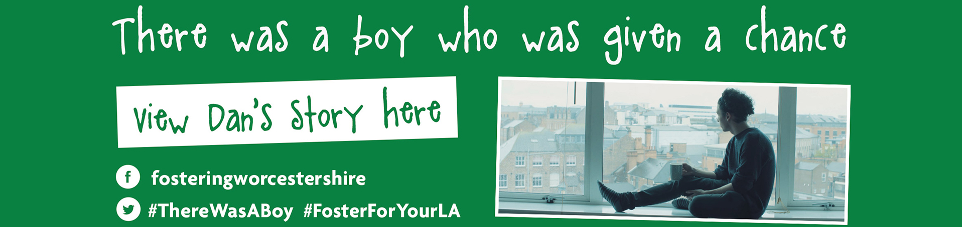 There was a boy who was given a chance click the image to find out more information