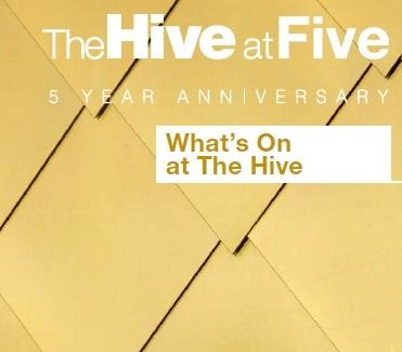 Hive What's On Guide