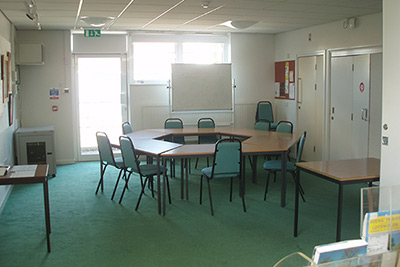 Upton-upon-Severn Library Meeting Room