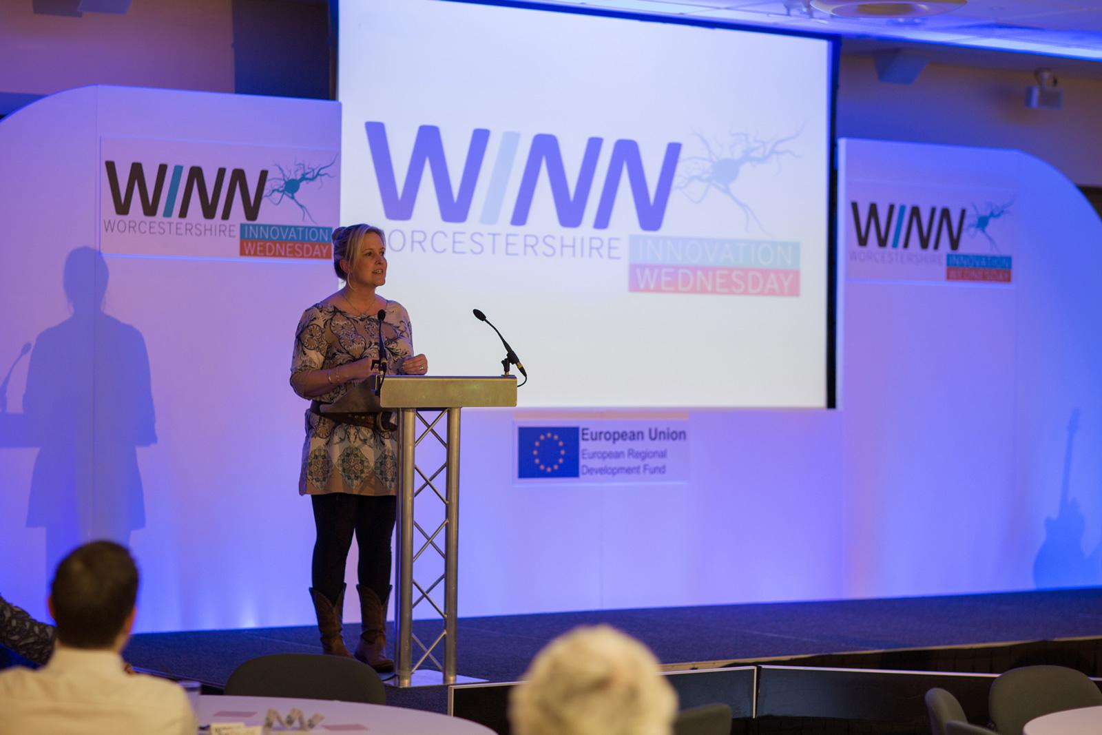 Entry to the Great Things event is free and access to presentations and workshops with industry sector leaders is £5 per ticket, bookable online at the WINN website, winn-hub.com.