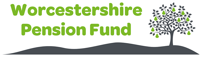 Worcestershire Pension Fund Logo