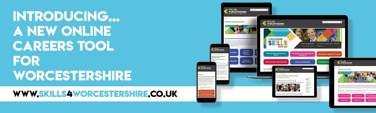 Careers advice worcestershire