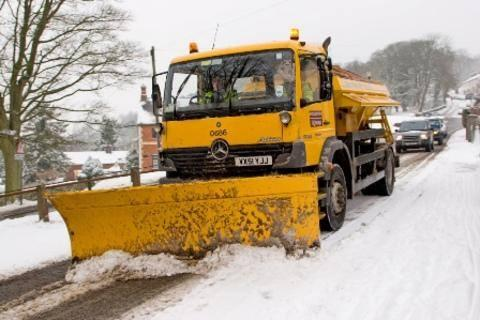 WCC Gritter Team