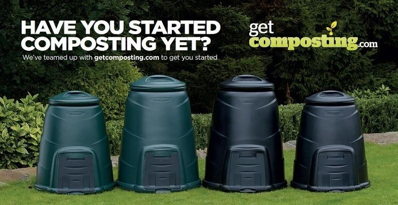 Have you started composting yet?