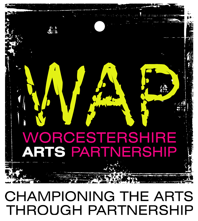 logo for Worcestershire Arts Partnership
