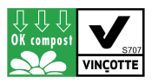 ok to compost logo