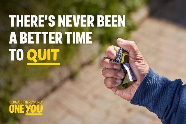 There has never been better time to quit
