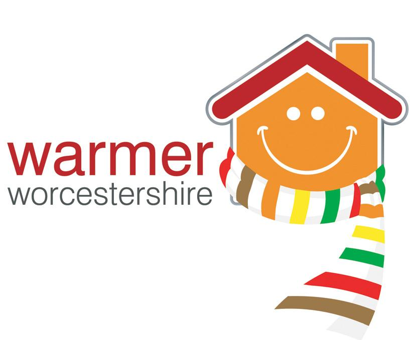 Warmer Worcestershire logo