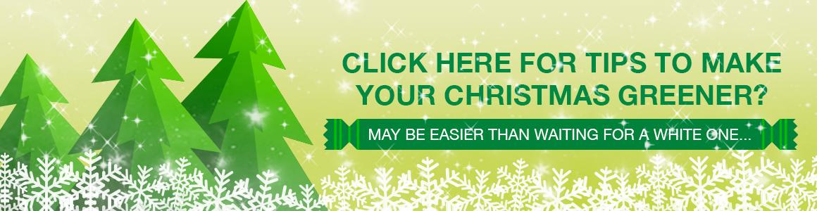 Christmas Recycling Top tips for a greener Christmas