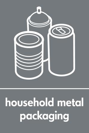 Household metal packaging