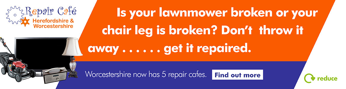 More information on Herefordshire and Worcestershire Repair Cafes
