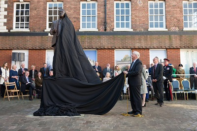 Statue of Stanley Baldwin unveiled