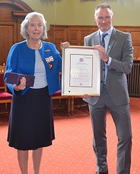 Queen's Award for Homeless Charity