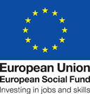European Union - Europan Social Fund - Investing in jobs and skills