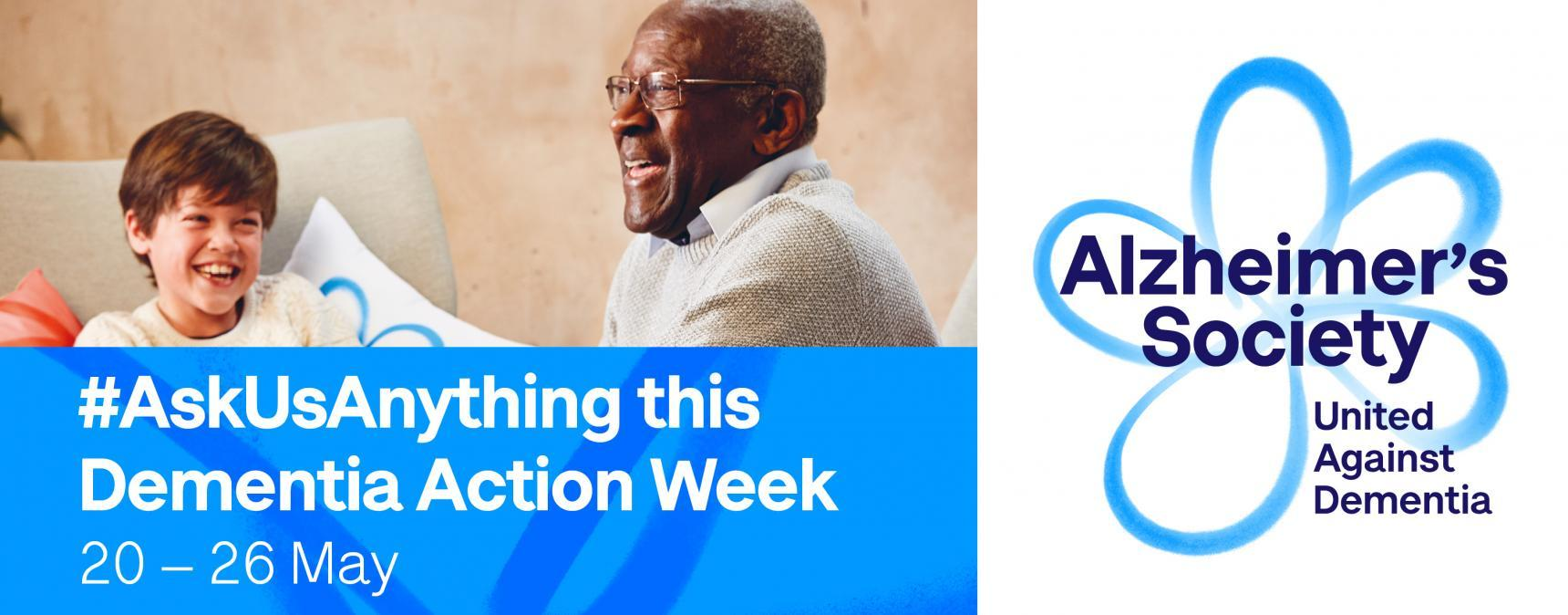 Become a Dementia Friend this Dementia Action Week