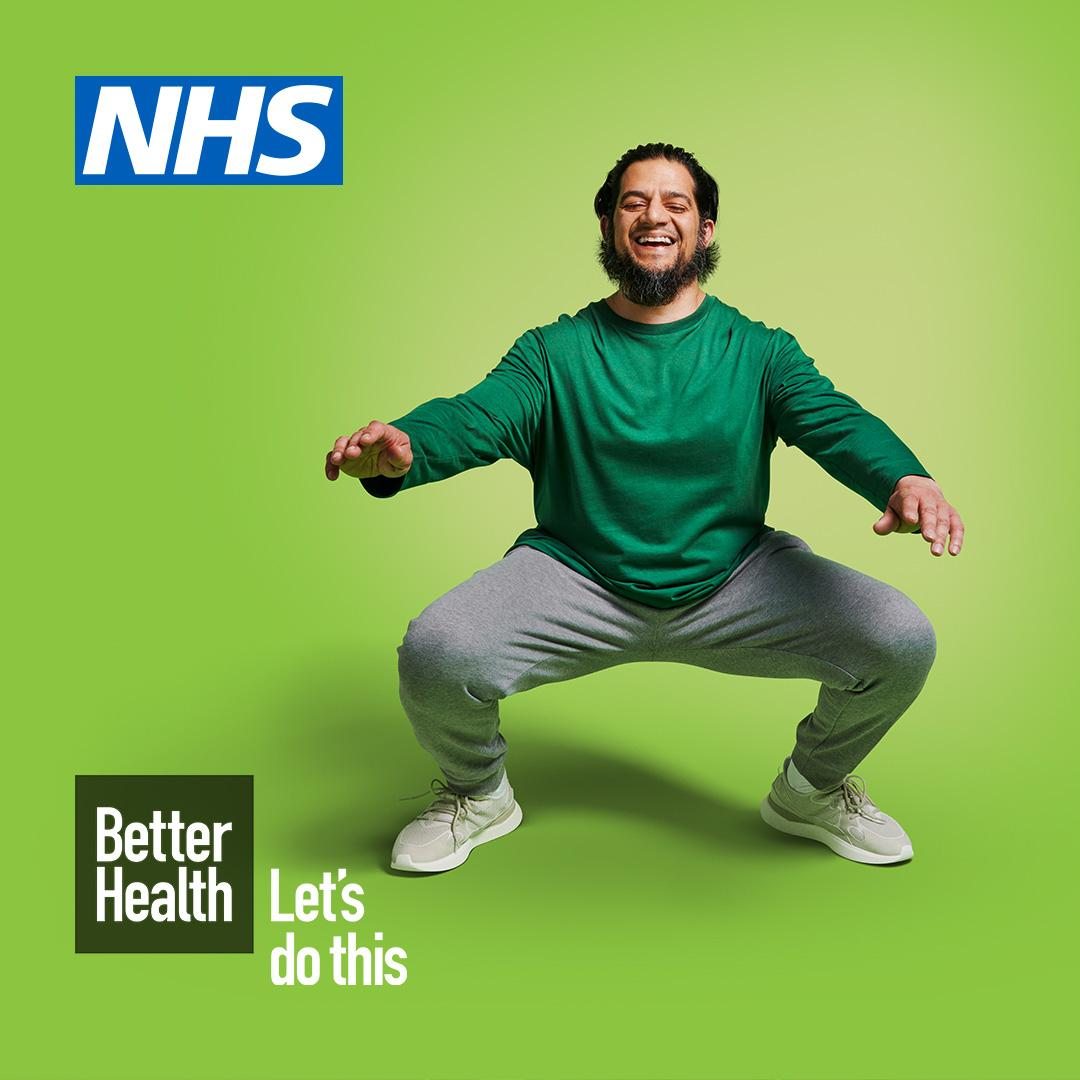 Public Health Launch New Adult Obesity Campaign