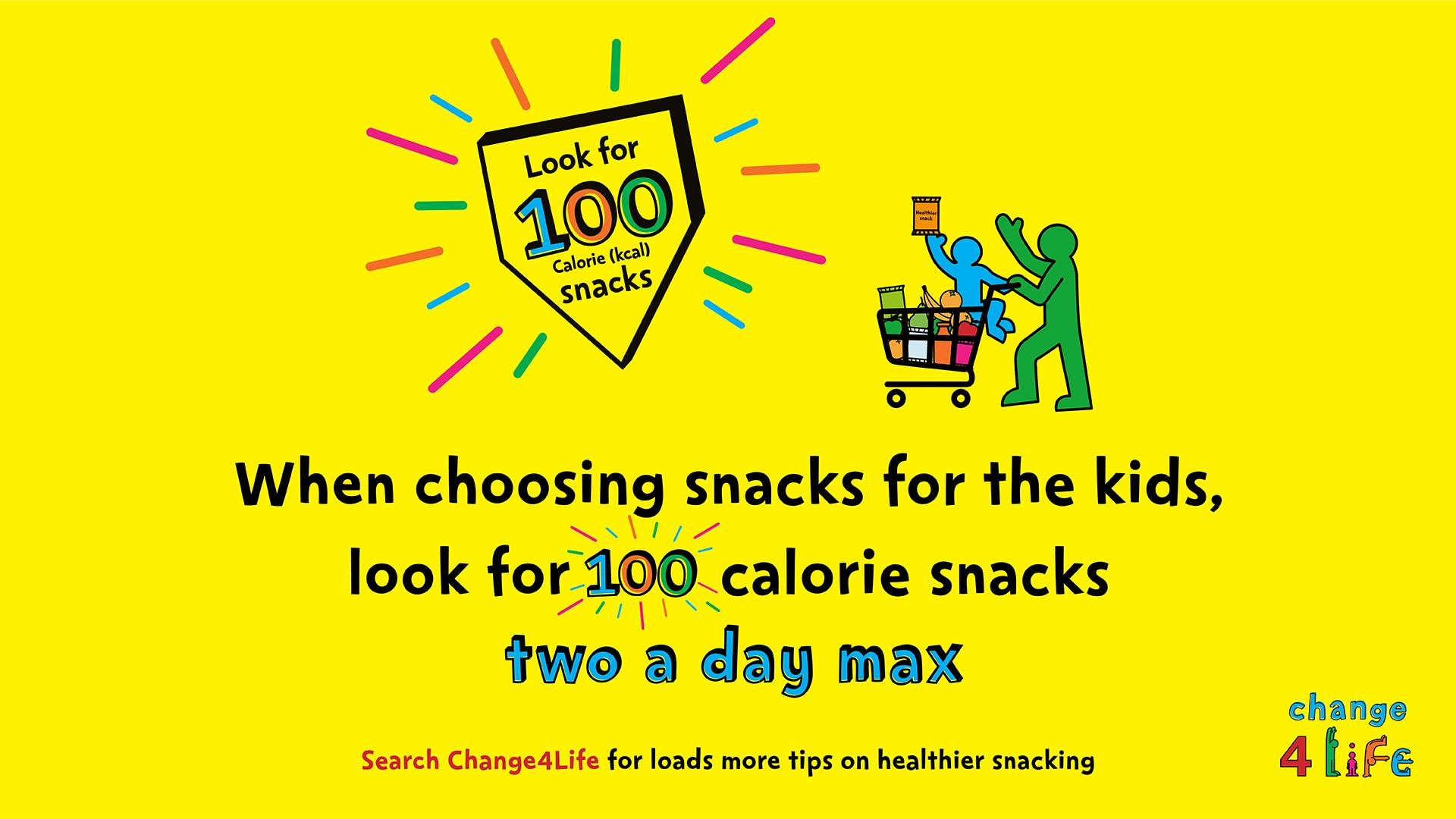 Change4Life launches new healthier snacking campaign