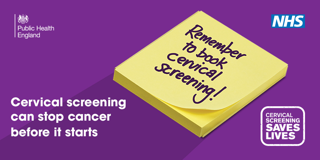 National Cervical Screening Campaign