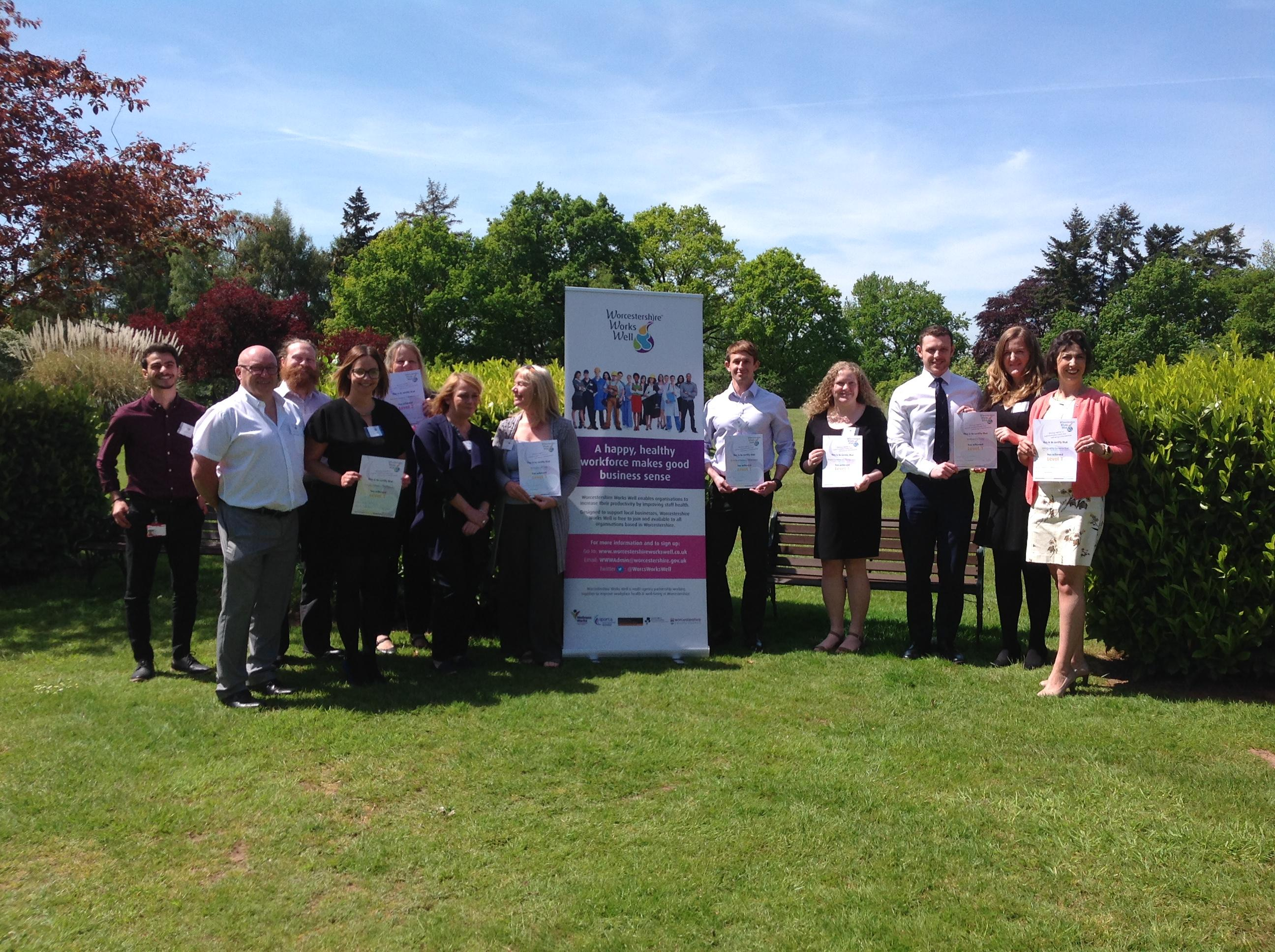 Record Breaking Businesses Accredited