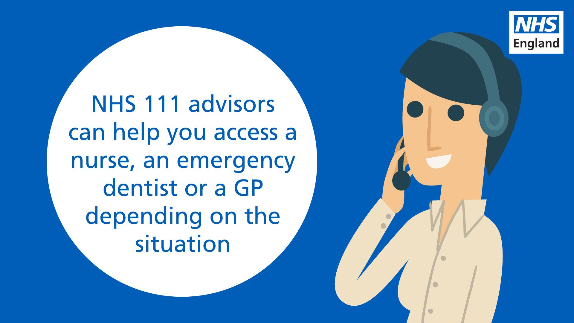 NHS 111 Campaign