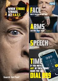 Act F.A.S.T campaign returns to empower people to call 999 at any sign of a stroke