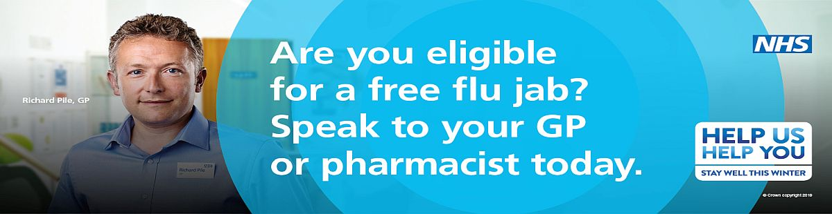 Are you eligable for a flu vaccine?